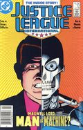 Justice League America (1987) Canadian Price Variant 12