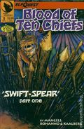 Elfquest Blood of Ten Chiefs (1993) 3