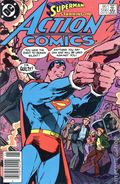 Action Comics (1938 DC) Canadian Price Variant 556