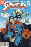 Adventures of Superman (1987) Canadian Price Variant 442