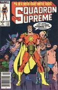 Squadron Supreme (1985 1st Series) Canadian Price Variant 6