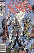 X-Men Classic (1986-1995 Marvel) Classic X-Men Mark Jewelers 32MJ