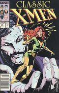 X-Men Classic (1986-1995 Marvel) Classic X-Men Mark Jewelers 31MJ