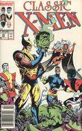 X-Men Classic (1986-1995 Marvel) Classic X-Men Mark Jewelers 30MJ