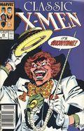 X-Men Classic (1986-1995 Marvel) Classic X-Men Mark Jewelers 29MJ