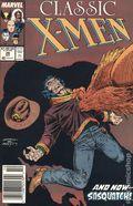 X-Men Classic (1986-1995 Marvel) Classic X-Men Mark Jewelers 26MJ