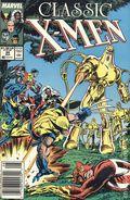 X-Men Classic (1986-1995 Marvel) Classic X-Men Mark Jewelers 24MJ