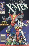 X-Men Classic (1986-1995 Marvel) Classic X-Men Mark Jewelers 25MJ