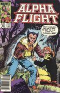 Alpha Flight (1983 1st Series) Mark Jewelers 13MJ