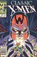 X-Men Classic (1986-1995 Marvel) Classic X-Men Mark Jewelers 18MJ