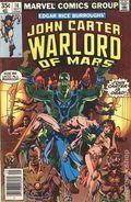 John Carter Warlord of Mars (1977 Marvel) Mark Jewelers 16MJ