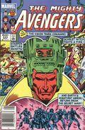 Avengers (1963 1st Series) Mark Jewelers 243MJ