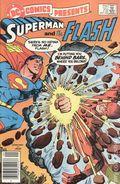DC Comics Presents (1978 DC) Mark Jewelers 73MJ
