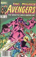 Avengers (1963 1st Series) Mark Jewelers 244MJ