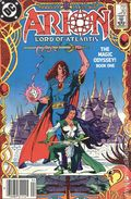 Arion Lord of Atlantis (1982) Mark Jewelers 30MJ