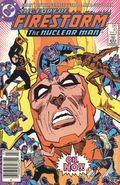 Firestorm (1982 2nd Series) Canadian Price Variant 45
