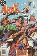 Arak Son of Thunder (1981) Canadian Price Variant 39