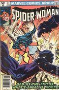 Spider-Woman (1978-1983 1st Series) Mark Jewelers 34MJ