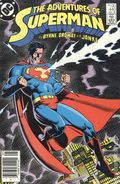 Adventures of Superman (1987) Canadian Price Variant 440