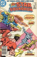 All Star Squadron (1981) Canadian Price Variant 58