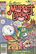Muppet Babies (1985-1989 Marvel/Star Comics) Canadian Price Variant 8