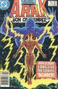 Arak Son of Thunder (1981) Canadian Price Variant 33
