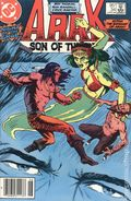 Arak Son of Thunder (1981) Canadian Price Variant 34