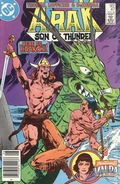 Arak Son of Thunder (1981) Canadian Price Variant 47