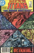 New Teen Titans (1980) (Tales of ...) Canadian Price Variant 43