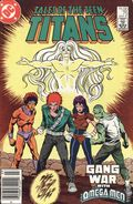 New Teen Titans (1980) (Tales of ...) Canadian Price Variant 75