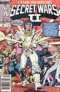 Secret Wars II (1985 Marvel) Canadian Price Variant 6