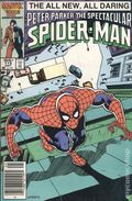 Spectacular Spider-Man (1976 1st Series) Canadian Price Variant 114