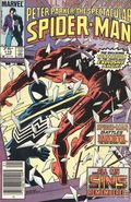 Spectacular Spider-Man (1976 1st Series) Canadian Price Variant 110