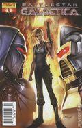 Battlestar Galactica (2006 Dynamite) 4A