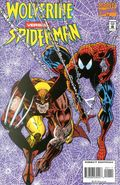 Wolverine vs. Spider-Man (1995) 1