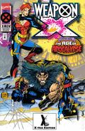 Weapon X (1995 1st Series) 1REP.2ND