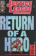 Justice League America (1987) 100A