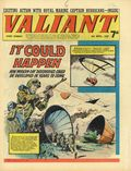Valiant (1964-1971 IPC) UK 19670408