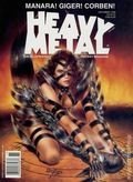 Heavy Metal Magazine (1977) Vol. 19 #5