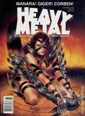 Heavy Metal Magazine (1977) Vol. 19 #5