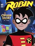 DC Super Heroes Robin An Origin Story SC (2020 Capstone) 1-1ST