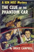 Clue of the Phantom Car HC (1953 Grosset & Dunlap) 0-1ST