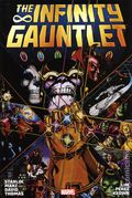 Infinity Gauntlet Omnibus HC (2020 Marvel) 2nd Edition 1A-1ST