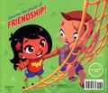 Save the Day, Wonder Woman HC (2020 Capstone) A Book About Friendship 1-1ST