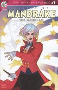 Legacy of Mandrake the Magician (2020 Red 5) 1