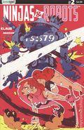 Ninjas and Robots (2020 Keenspot) 2D