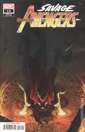 Savage Avengers (2019 Marvel) 13B