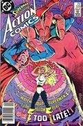 Action Comics (1938 DC) Mark Jewelers 559MJ
