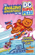 Amazing Adventures of the DC Super Pets! Crime-Fighting Cat SC (2020 Capstone) 1-1ST