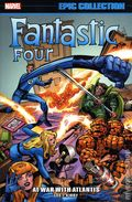 Fantastic Four At War with Atlantis TPB (2020 Marvel) Epic Collection 1-1ST